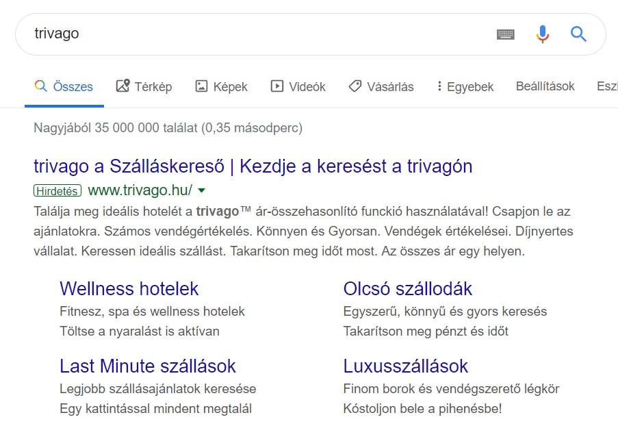 google hirdetés tippek